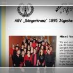 AGV Sängerkranz 1895 Jügesheim